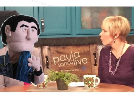 Paula Sands LIVE