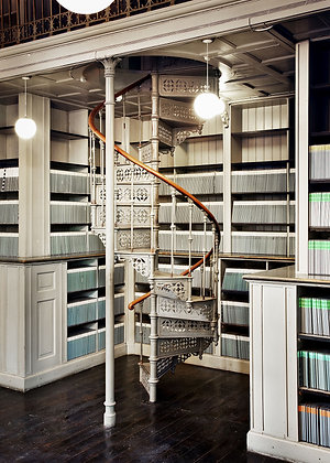 Library at Royal College of Art, Copenhagen 2015.