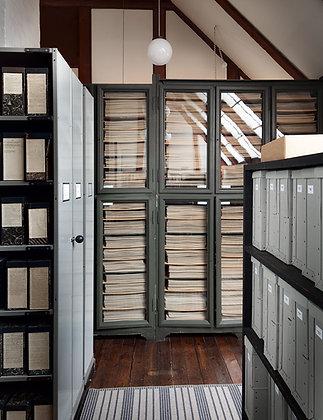 Library at Designmuseum Denmark