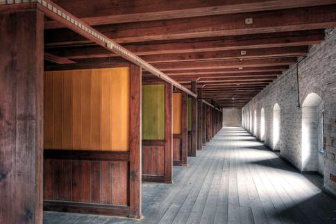 Skt. Mariæ Kloster, koneloftet
