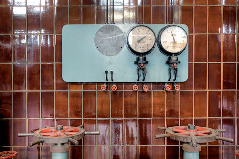 Østkraft, turbinehal