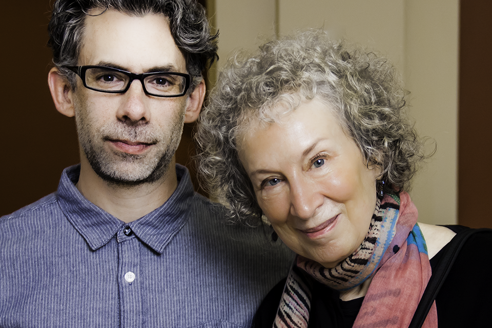 B.A. Johnston and M. Atwood, 2014