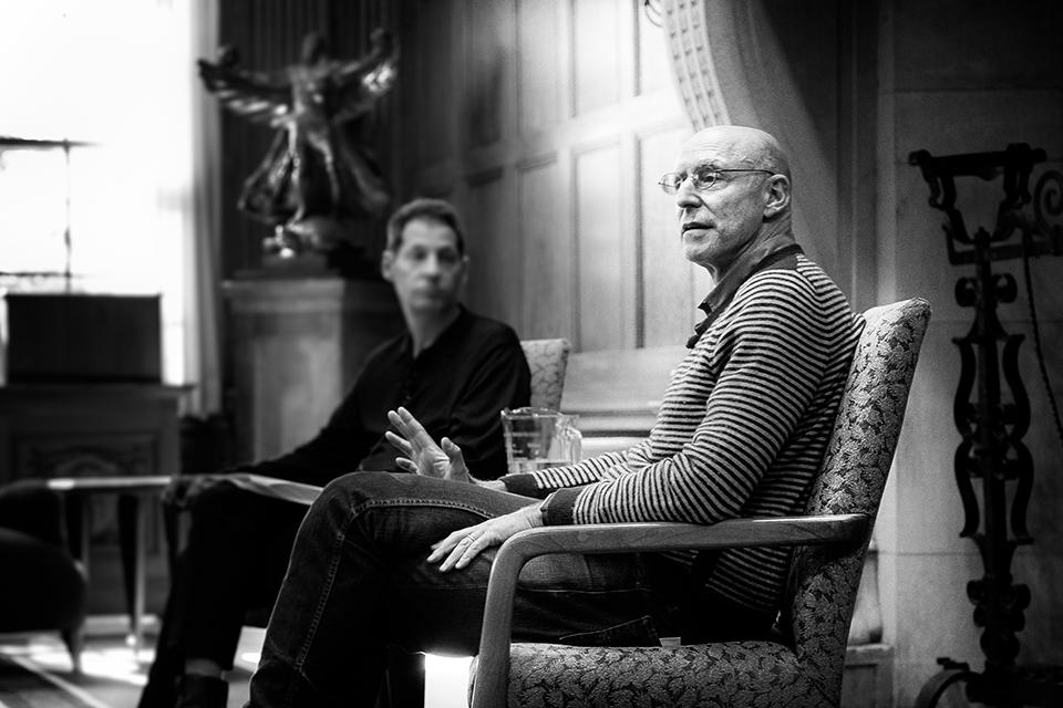 Michael Pollan, Harvard Univ., 2015