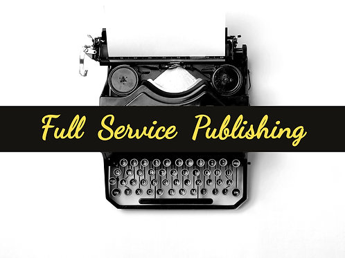 Full Service Publishing