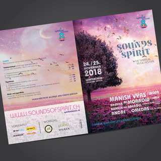Sounds of Spirit Festival 2018