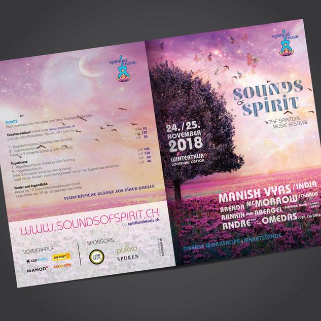 Sounds of Spirit Festival 2018