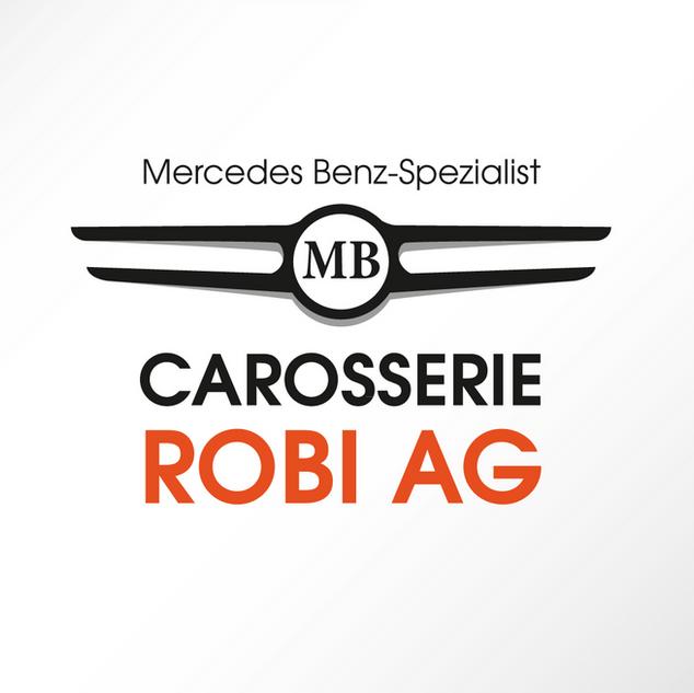 Gestaltung eines einheitlichen Erscheinungsbildes für Schweizer Mercedes Benz Garagisten.