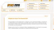 Sport-Toto-Gesellschaft, Sporttoto