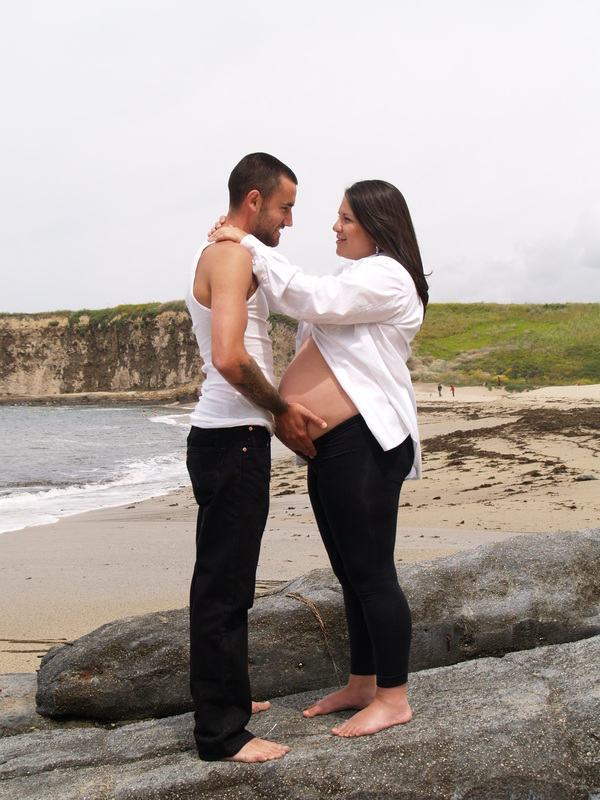 Maternity photo shoot