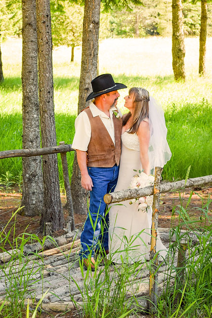 My Wedding at Creek Bridge Meadow