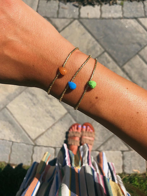 Ferris Teardrop Bracelets