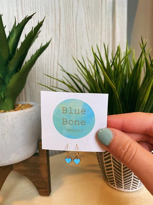 Blue Bone ❤︎'s You Hoops