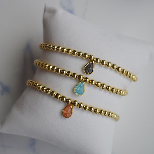 Spring Drop Bracelets