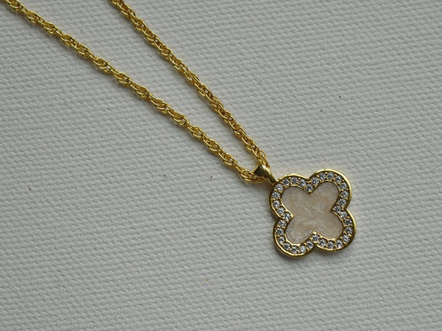 Luxe Clover Necklace
