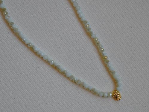 Crystal Skull Necklace