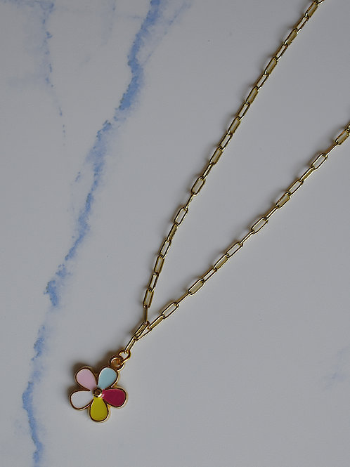 Hello Spring! Necklace