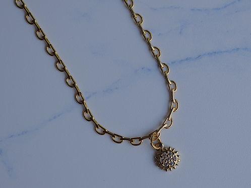 Spring Sky Necklace
