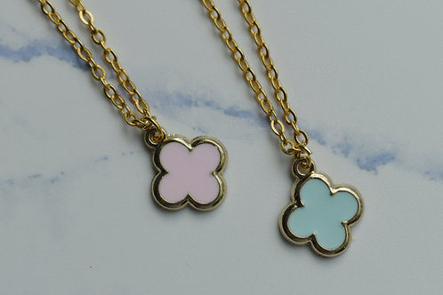 Cotton Candy Clovers