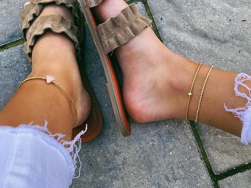 Boardwalk Anklets