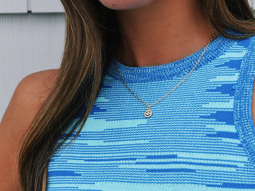 Bling Grin Necklace