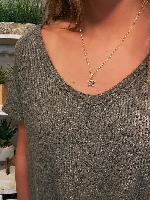 Alana Star Necklace