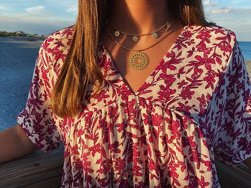 Golden Essence Necklaces