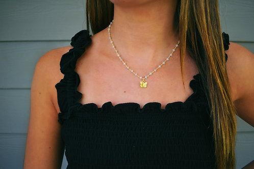 Flutter Away Necklace