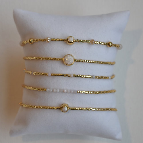 Gia Bracelets