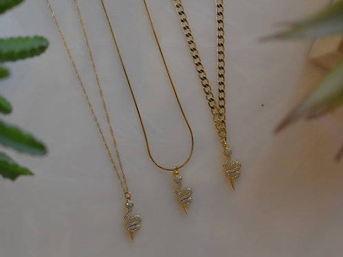 Slither By Necklaces