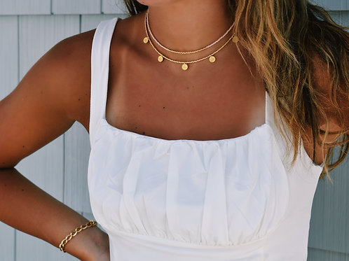 Traditional Coin Choker