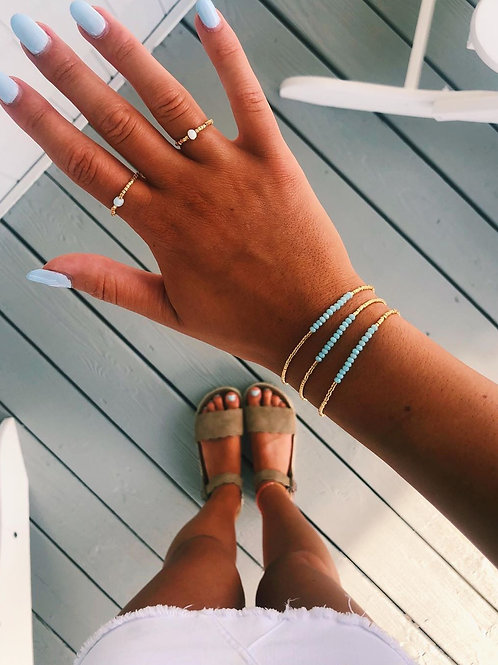 Ice Crystals Bracelet