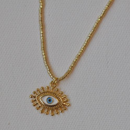 Shining Eye Necklace