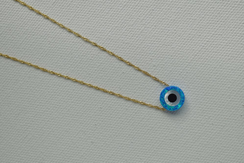Opal Ocean Eyes Necklace