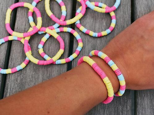 Candy Stack Bracelets