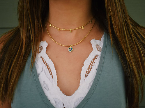 Medallion of Secrets Necklace