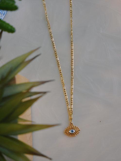 Meet me in Santorini Necklace