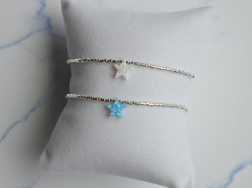 Galaxy Bracelets - Silver