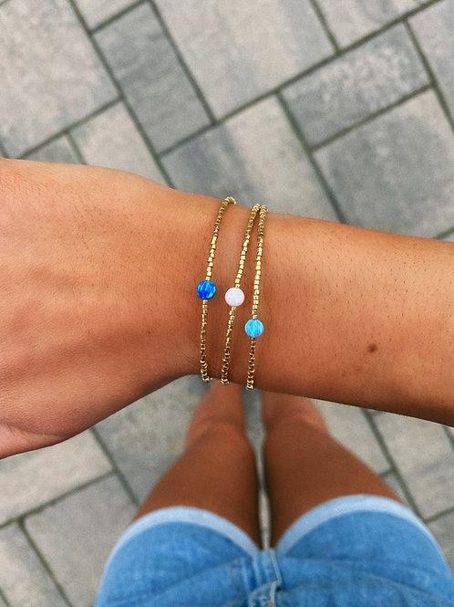 Traditional Opal Bracelets