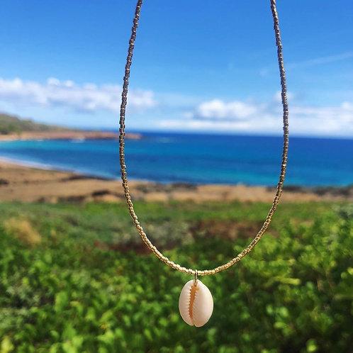 Ocean Conch Necklace