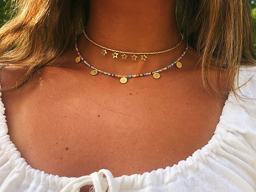 Gina Necklaces