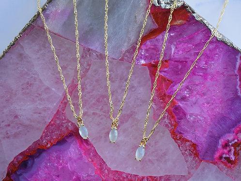 Hydrangea Necklaces