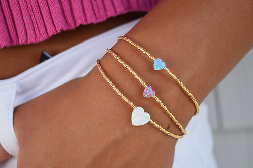 Opal Amour Bracelets