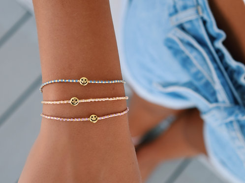 Be Happy Bracelets