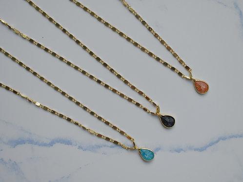 Spring Drop Necklaces