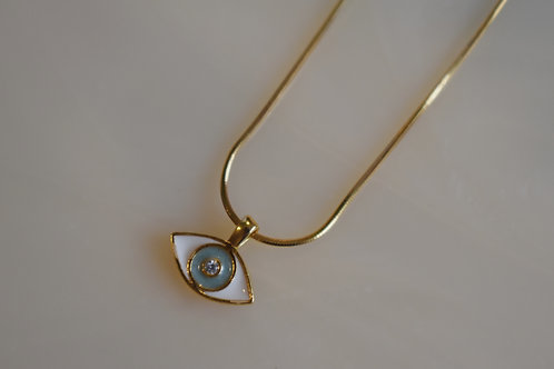 Ocean Eyes Necklace