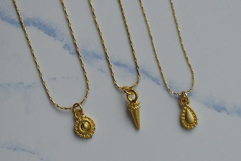 East Village Necklaces