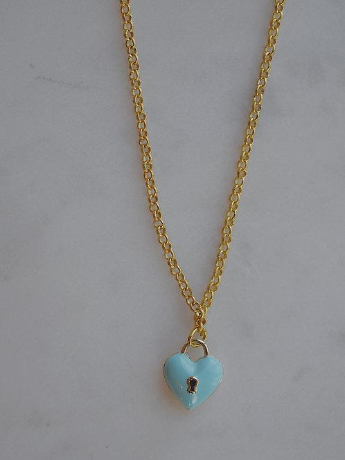 Breakfast at Tiffany's Necklace