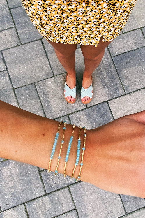 Mediterranean Sea Bracelets