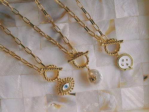 Maple Necklaces