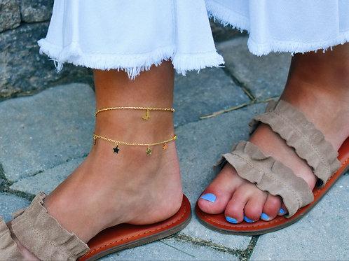Ginger Anklets